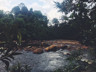 Mailau river
